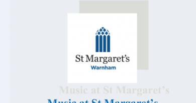 Concert at St Margaret's Church, Warnham: Cantilena