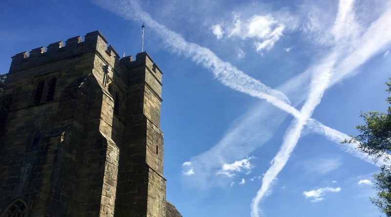 A Cross in the Sky