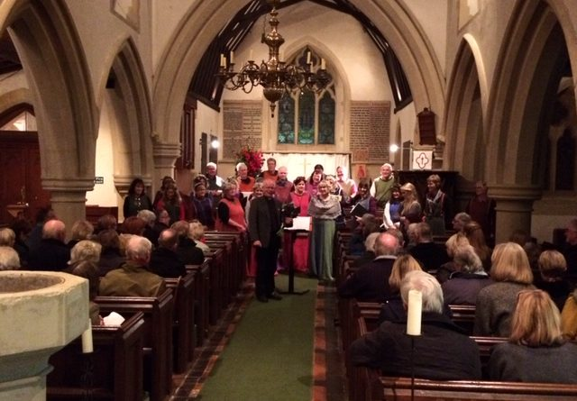 Leith Hill Timeline Choir