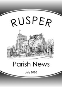 Rusper Parish News - July 2020